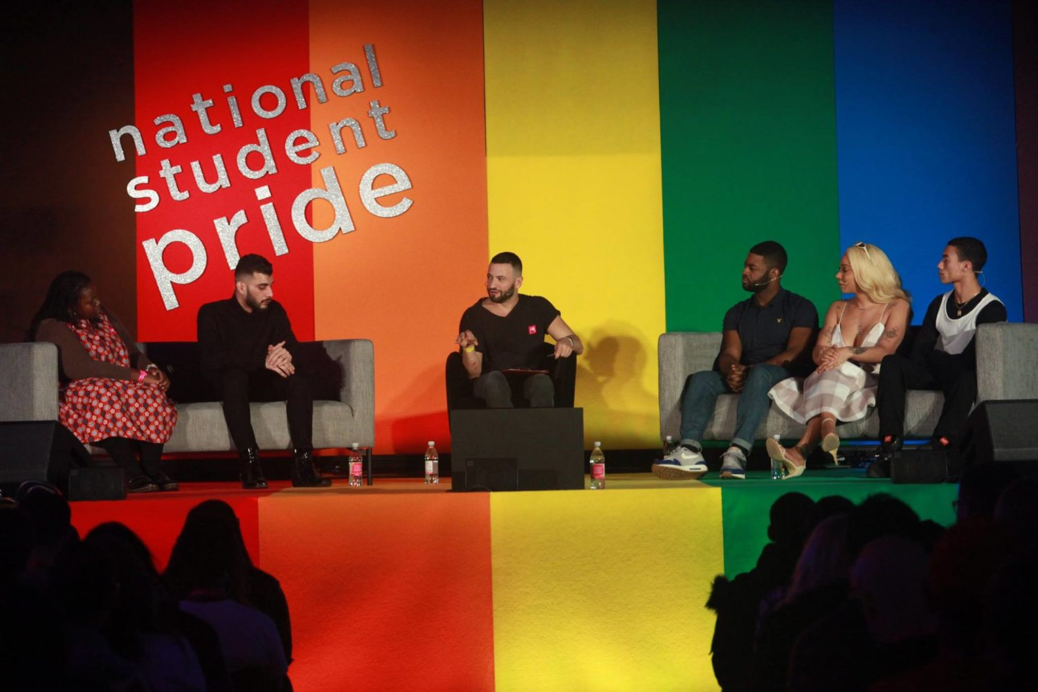 Pride Not Prejudice discussion with Attitude Magazine will see Model Munroe Bergdorf, BBC LGBT correspondent Ben Hunte, Model Reece King, Brexit whistle-blower Shamir Sanni and UK Black Pride representative Moud Gouba.