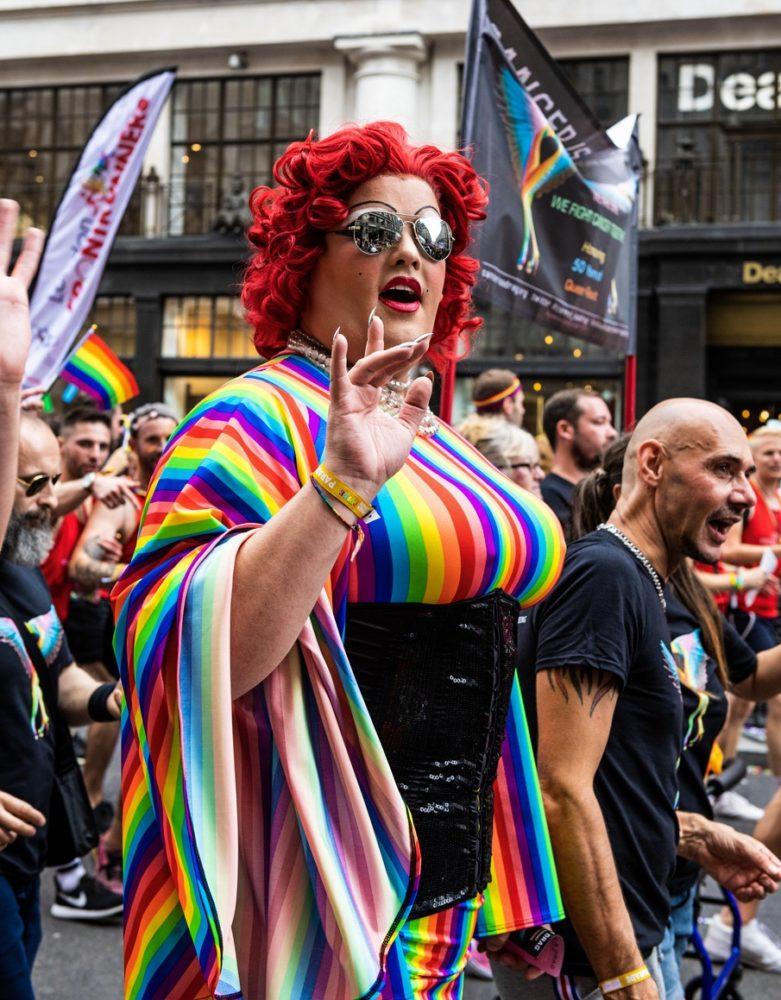 Go Rainbow - Best Pride Life