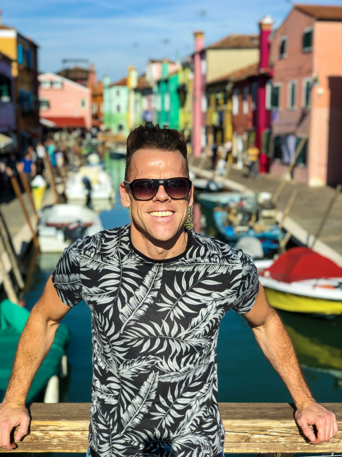 Live your Best Gay Life in Venice
